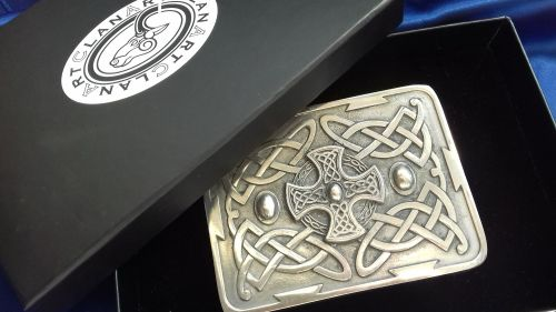 Northumberland Cross Buckle CLA-E016AH