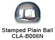 PLAIN STAMPED BALLS CLA-B006N    NOW £5.50 FOR PACK OF 10