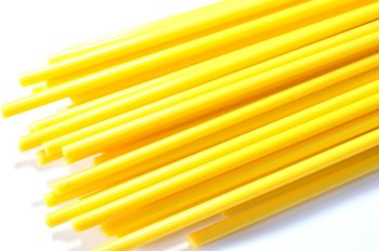 Corn Yellow - Gaffer Glass Rods/Cane - CoE 96 - G185