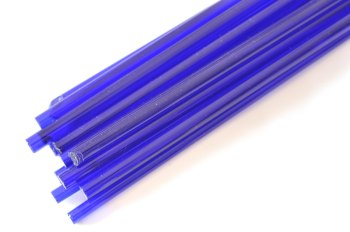 Iris Light Blue - Reichenbach Glass Rods - CoE 94(+/-2) - RW0211