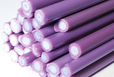 Soft Violet - Reichenbach Glass Rods - CoE 94 (+/-2) - RW0152