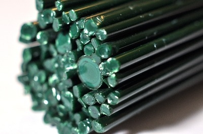 British Racing Green - Gaffer Glass Rods / Cane - CoE 96 - G139