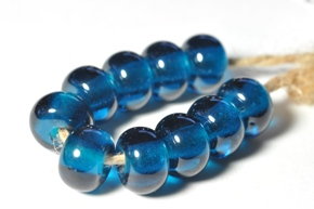 reichenbach copper blue bead sized