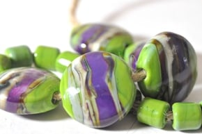 boho green and purple b sized
