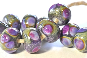 enamel beads 1g sized