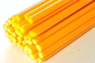 Crown Yellow - Reichenbach Glass Rods - CoE 94(+/-2) - RW0077