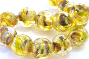 new frit beads 3d sized
