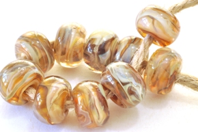 new frit beads 9b sized