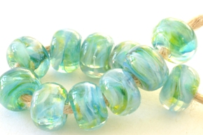 new frit beads 11b sized