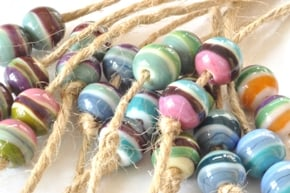 earing beads 1e sized