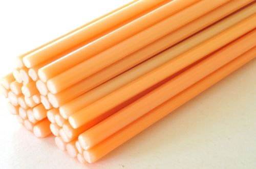Cream Orange - Reichenbach Glass Rods - CoE 94(+/-2) - RW0725
