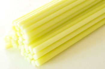Cream Yellow - Reichenbach Glass Rods - CoE 94(+/-2) - RW0724
