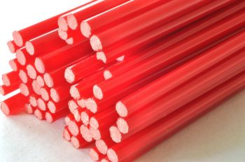 New Red - Reichenbach Glass Rods - CoE 94(+/-2) - RW0142