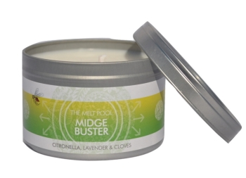 Summer Outdoor Candle - Citronella Large Travel Tin