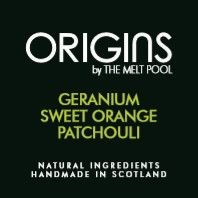 Origins Medium Apothecary Jar - Geranium with Sweet Orange & Patchouli