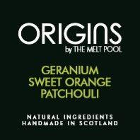 Origins Medium Apothecary Jar - Geranium with Sweet Orange & Patchouli