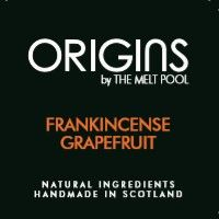 Origins Medium Amber Apothecary Jar - Frankincense with Sweet Orange & Grap