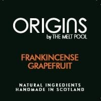 Origins Medium Amber Apothecary Jar - Frankincense with Sweet Orange & Grapefruit