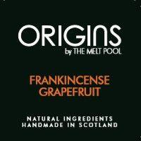 Origins Medium Amber Apothecary Jar - Frankincense with Sweet Orange & Grapefruit