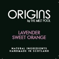 Origins Medium Apothecary Jar - Lavender & Sweet Orange