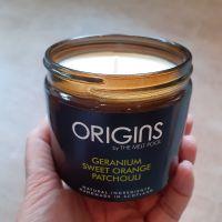 Origins Large Amber Jar - Geranium with Sweet Orange & Patchouli