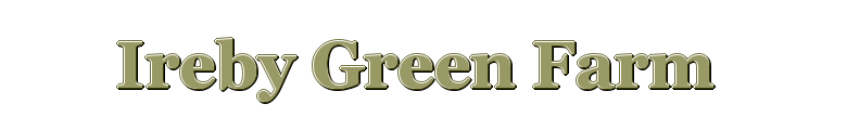 Ireby Green Farm , site logo.