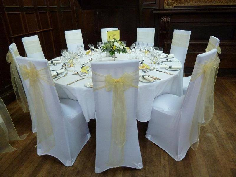 Wortley Hall Sheffield Chair Covers
