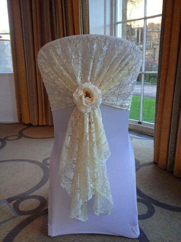 Chair Covers Yorkshire Wedding Chair Covers Vintage