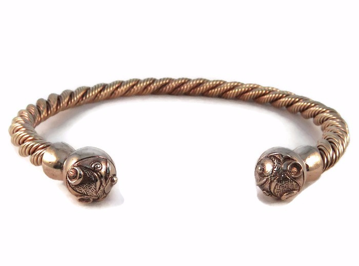 Celtic Ball Torc