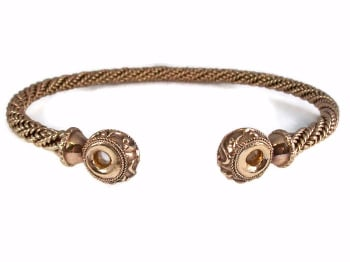 Fancy Donut Torc