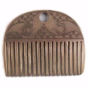 Bronze Comb