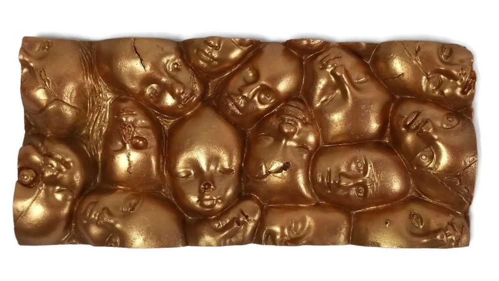 Morbid Souls Milk Chocolate Bar