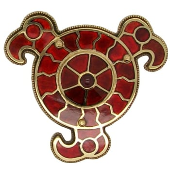 Gepid Brooch