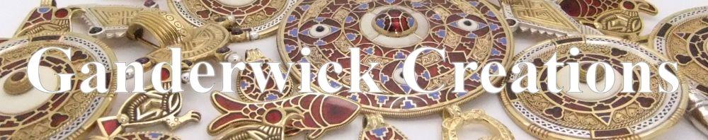 Ganderwick Creations, site logo.