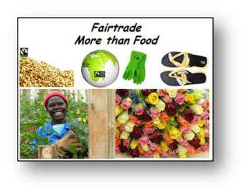 fairtrade - more than food