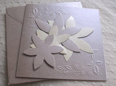 Embossed Card Kit