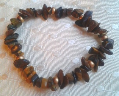 Tigers Eye Stretch Bracelet