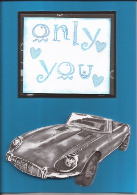 Only You Valentine Card