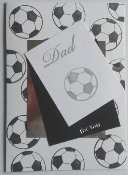 Dad For You Card