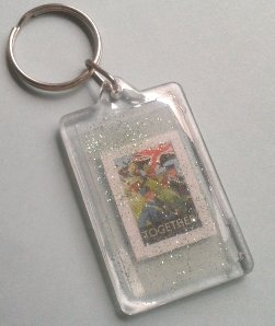 Together 1940s Keyring