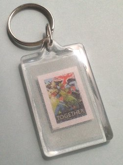 Together 1940s Keyring2