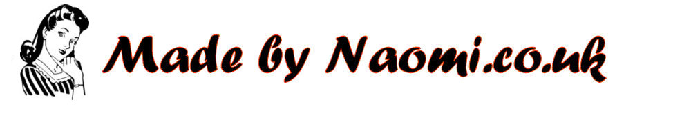 www.madebynaomi.co.uk, site logo.