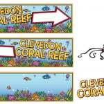 reef sign