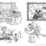 wallace and gromit comic spot illustrations 02
