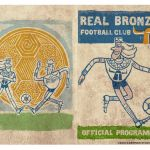Football programme cover