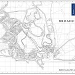 broadchurch_police map_line version