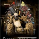 sts spoof_sheep of thrones poster