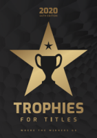 Trophies for Titles 2020