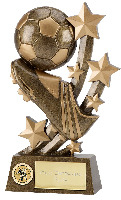 Sentinal Boot & Ball Trophy from £4.89 - £15.89