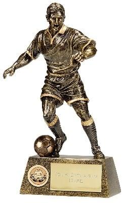 Pinnacle Football Trophy A1090F 30cm